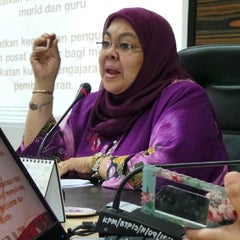 Photo taken at Bahagian Teknologi Pendidikan by Mkn A. on 8/14/2014