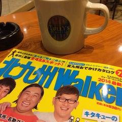 Photo taken at タリーズコーヒー イオンモール直方店 by macotsu on 2/6/2014