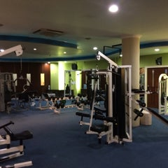 Photo taken at Atlantis Sport Club by utty H. on 4/15/2014