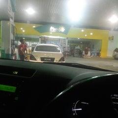 Photo taken at Petronas Al Muktafi Billah Shah by sam .. on 9/17/2014