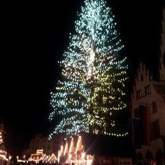 Photo taken at Weihnachtsmarkt Frankfurt by Christian W. on 12/13/2012