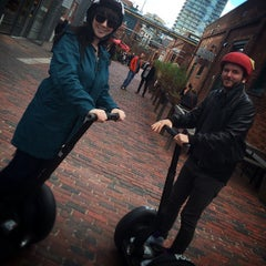 Photo taken at Segway of Ontario by Marc T. on 10/11/2014