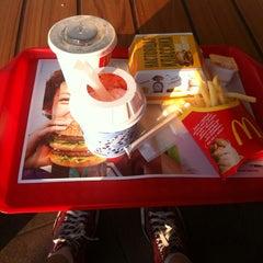 Photo taken at McDonald's by Alexandra M. on 6/29/2013