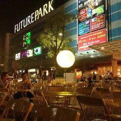 Photo taken at Future Park (ฟิวเจอร์พาร์ค) by Ku K. on 11/2/2012