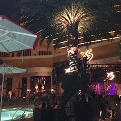 Photo taken at XS Nightclub by Abe C. on 6/2/2013