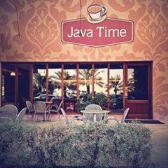 Photo taken at Java Time   جافا تايم by Aziz A. on 11/10/2012
