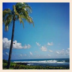 Photo taken at Ko'a Kea Hotel & Resort by Eric M. on 9/16/2012