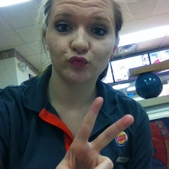 Photo taken at Burger King® by Allyson H. on 1/8/2013