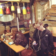 Photo taken at Luke's Lobster EV by Luke H. on 11/3/2012