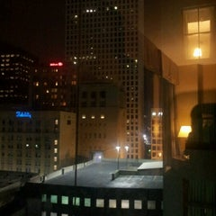Photo taken at Hampton Inn & Suites New Orleans Downtown (French Quarter Area) by David C. on 1/1/2013