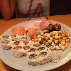 Photo taken at Shogun Sushi by John S. on 8/14/2014
