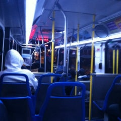 Photo taken at CTA Bus 155 by Bill D. on 11/25/2012