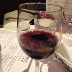Photo taken at Chicago Prime Steakhouse by Troy P. on 12/13/2012