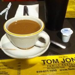 Photo taken at Tom Jones Family Restaurant by Joe N. on 10/13/2012