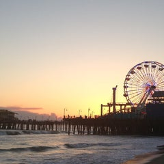 Photo taken at Santa Monica Pier by Julia C. on 5/3/2013