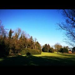 Photo taken at De tuin van VION by Roel C. on 1/27/2012