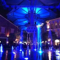 Photo taken at Clarke Quay by Abdalaziz A. on 10/21/2012