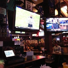 Photo taken at Bokamper's Sports Bar & Grill by Mike B. on 11/9/2012