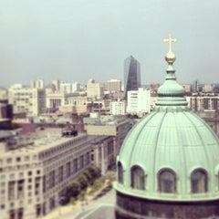 Photo taken at Sheraton Philadelphia Downtown Hotel by Meg B. on 7/20/2013