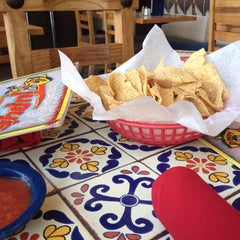 Photo taken at Tupy's Mexican Food Supreme by Danell M. on 5/5/2015