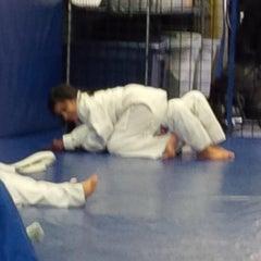 Photo taken at DM Brazilian Jiu Jitsu by JJ K. on 3/24/2015