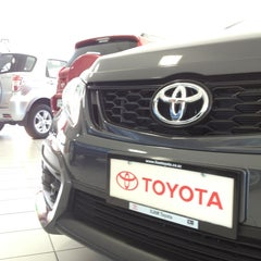 Photo taken at Ilam Toyota by Mark L. on 1/3/2013
