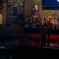 Photo taken at Bender Bar & Grill by Andrew R. on 3/22/2013