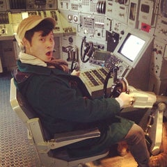 Photo taken at Submarine Force Library & Museum by Kevin C. on 3/17/2013