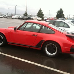 Photo taken at Porsche of Farmington Hills by Angel P. on 4/13/2013