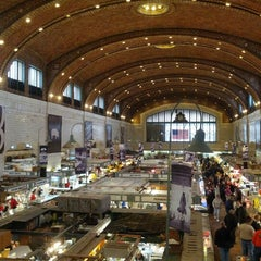 Photo taken at West Side Market by Tony R. on 1/26/2013