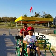 Photo taken at Worlds Fair Playground by Yair P. on 9/27/2014
