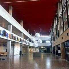 Photo taken at Erasmus University Rotterdam (EUR) by Eleni P. on 8/28/2013