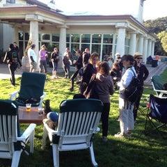 Photo taken at Park Chalet Garden Restaurant by Natalie B. on 9/16/2012