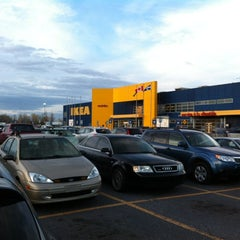 Photo taken at IKEA by Florent on 10/29/2012
