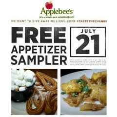 Photo taken at Applebee's by Jen V. on 7/21/2015