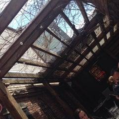 Photo taken at Mompou Tapas Bar & Lounge by stephanie o. on 4/22/2015