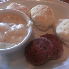 Photo taken at Cracker Barrel Old Country Store by Julie W. on 7/31/2014