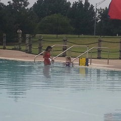Photo taken at Earlywine Water Park by Tiffany B. on 7/14/2014