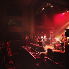 Photo taken at Sherman Theater by Charissa G. on 3/16/2013