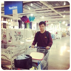 Photo taken at IKEA by CHITSAK P. on 10/11/2012