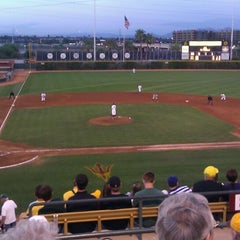 Photo taken at Packard Baseball Stadium by Josh L. on 4/6/2013