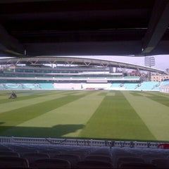 Photo taken at The Pavilion At The Oval by Ian C. on 4/12/2016