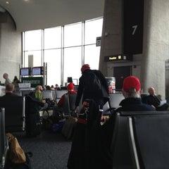 Photo taken at Terminal A by BJ R. on 1/26/2013