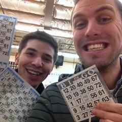 Photo taken at Slammers Bingo by Elliott J. on 1/5/2013