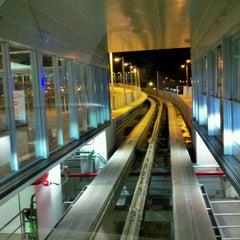 Photo taken at Central Terminal B / Landside by Stephen C. on 1/7/2013