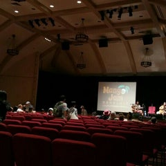 Photo taken at Mission Memorial Auditorium by Stephen C. on 8/8/2015