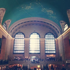 Photo taken at Grand Central Terminal by Ernesto E. on 7/27/2013