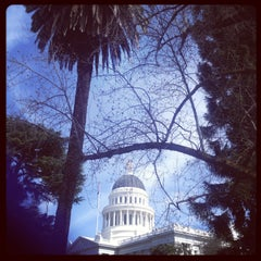 Photo taken at Capitol Park by Bailey G. on 3/10/2013