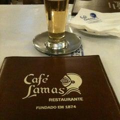 Photo taken at Café Lamas by Leonardo C. on 10/19/2012