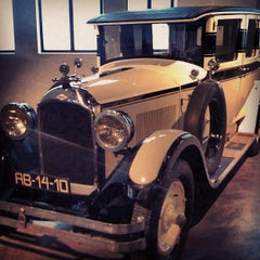 Photo taken at Museo Automovilístico de Málaga by Fabio L. on 11/27/2012